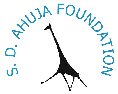 S.D. Ahuja Foundation logo