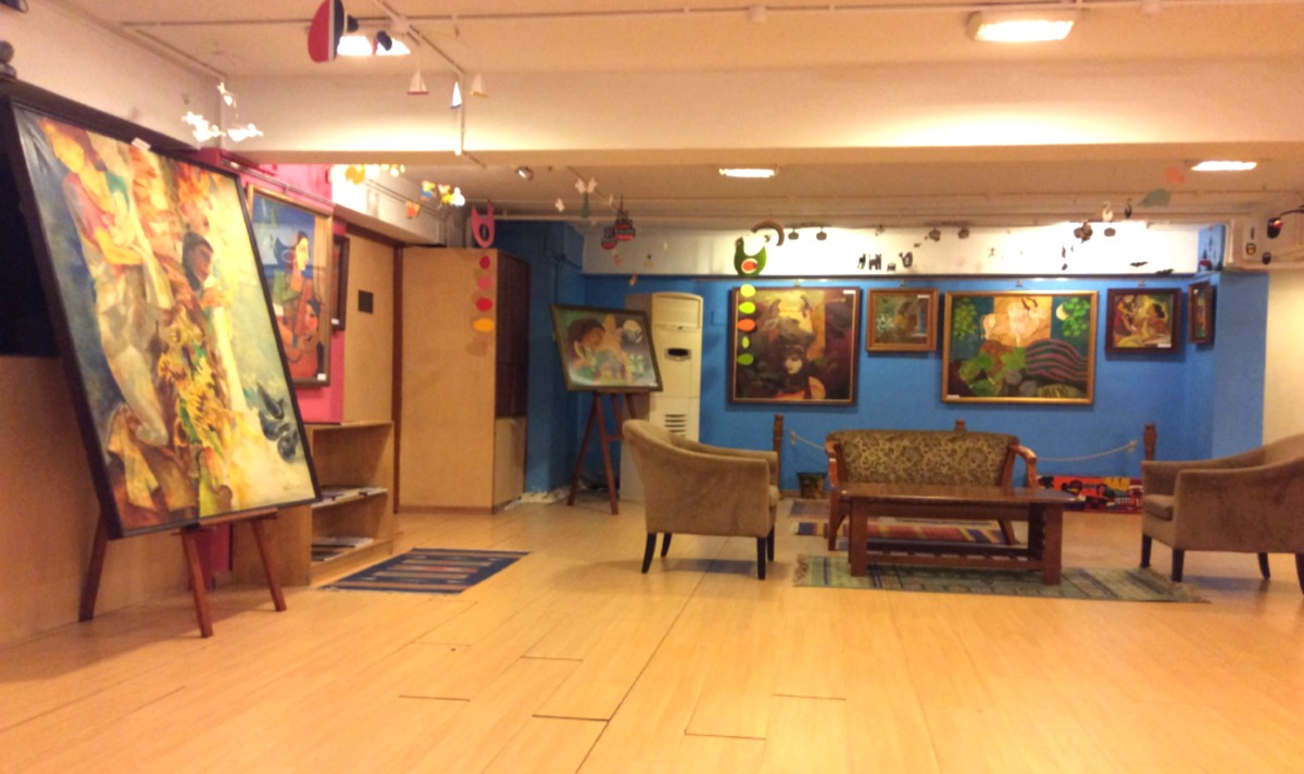 S D Ahuja Museum for Arts